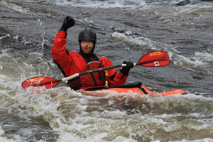 Hell or High Water - Canada's biggest whitewater event!